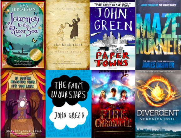 Reading Essentials : A 14 year old lists absolute must-reads ...